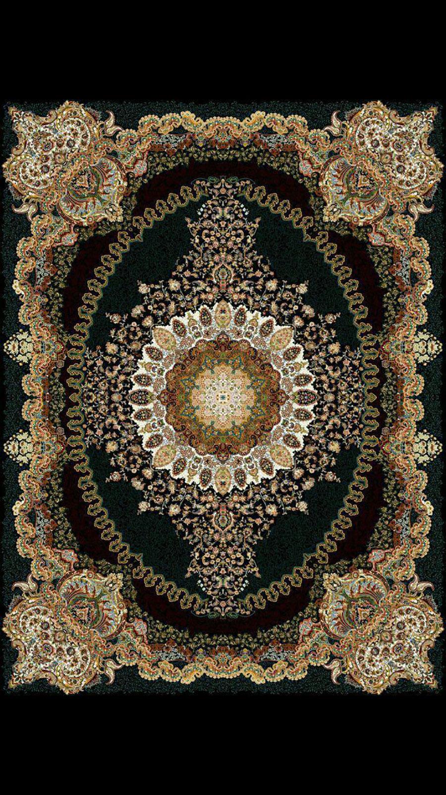 فرش جدید اذرنوش ۷۰۰ شانه