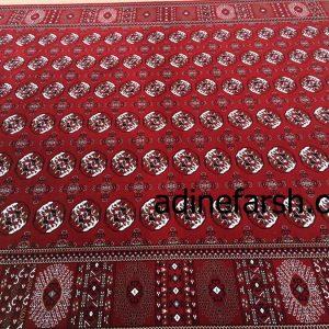 فرش ترکمن ۷۰۰ شانه تراکم ۲۵۵۰