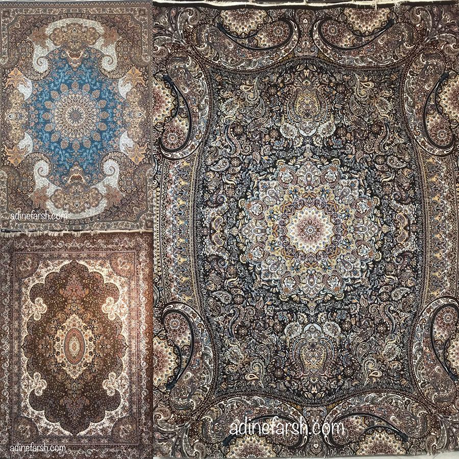 فرش ارزون فرش طرح ۷۰۰ شانه