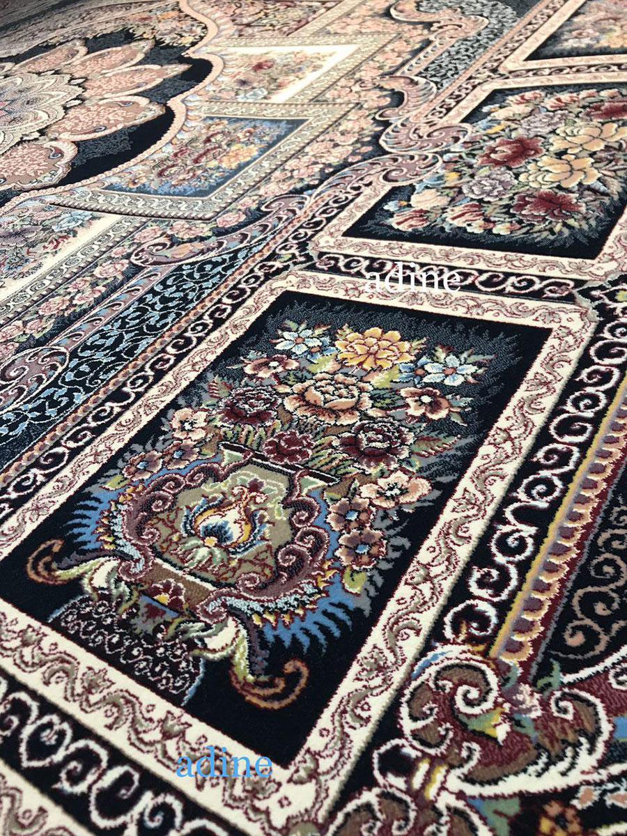 فرش حوض نقره ای 1200 شانه