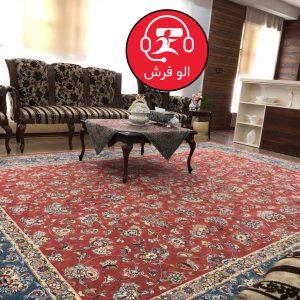 طرحهای جدید فرش کاشان