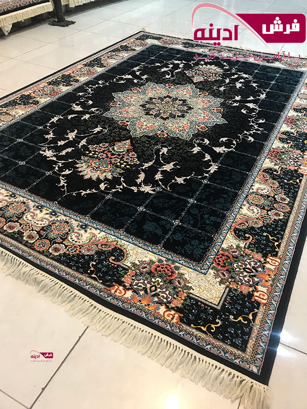 فرش مشهد طرح هیوا