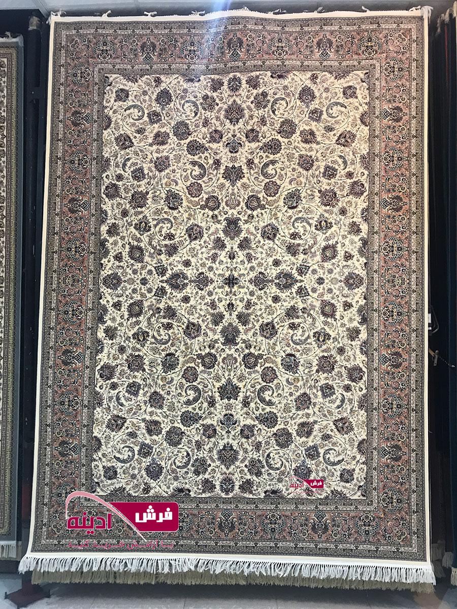 فرش افشان باغ بهشت 700شانه تراکم2550