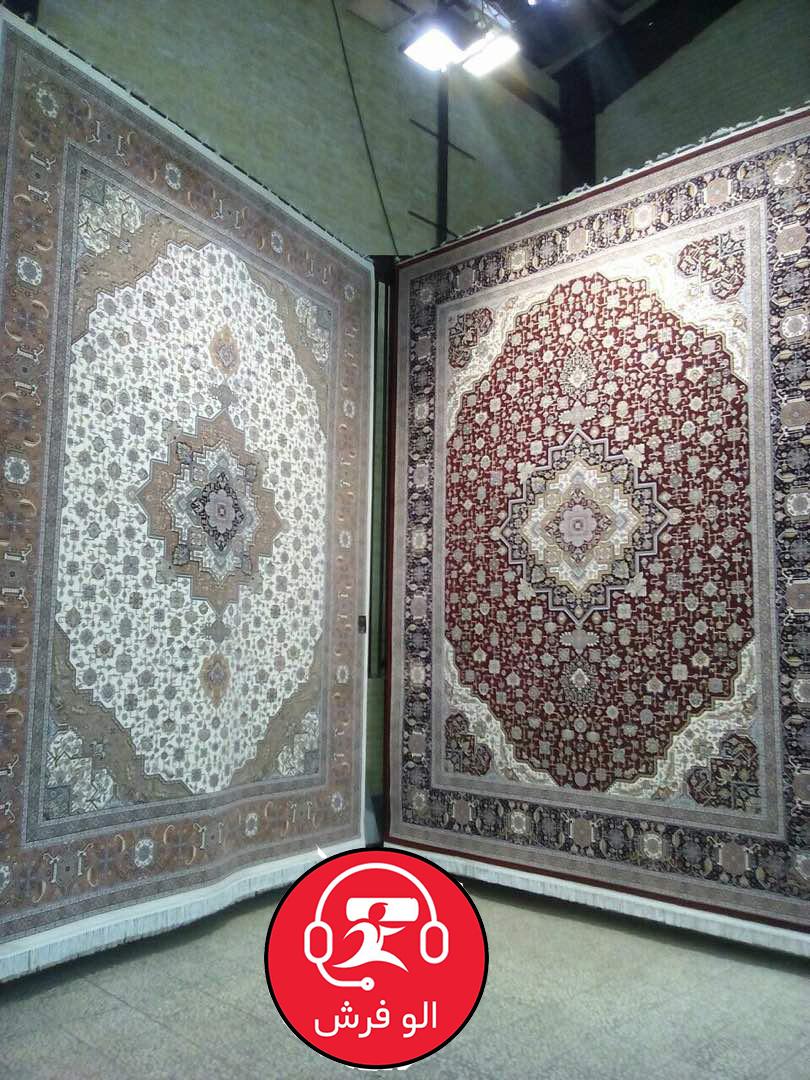 فرش 1200 شانه جدید فرش وزرا
