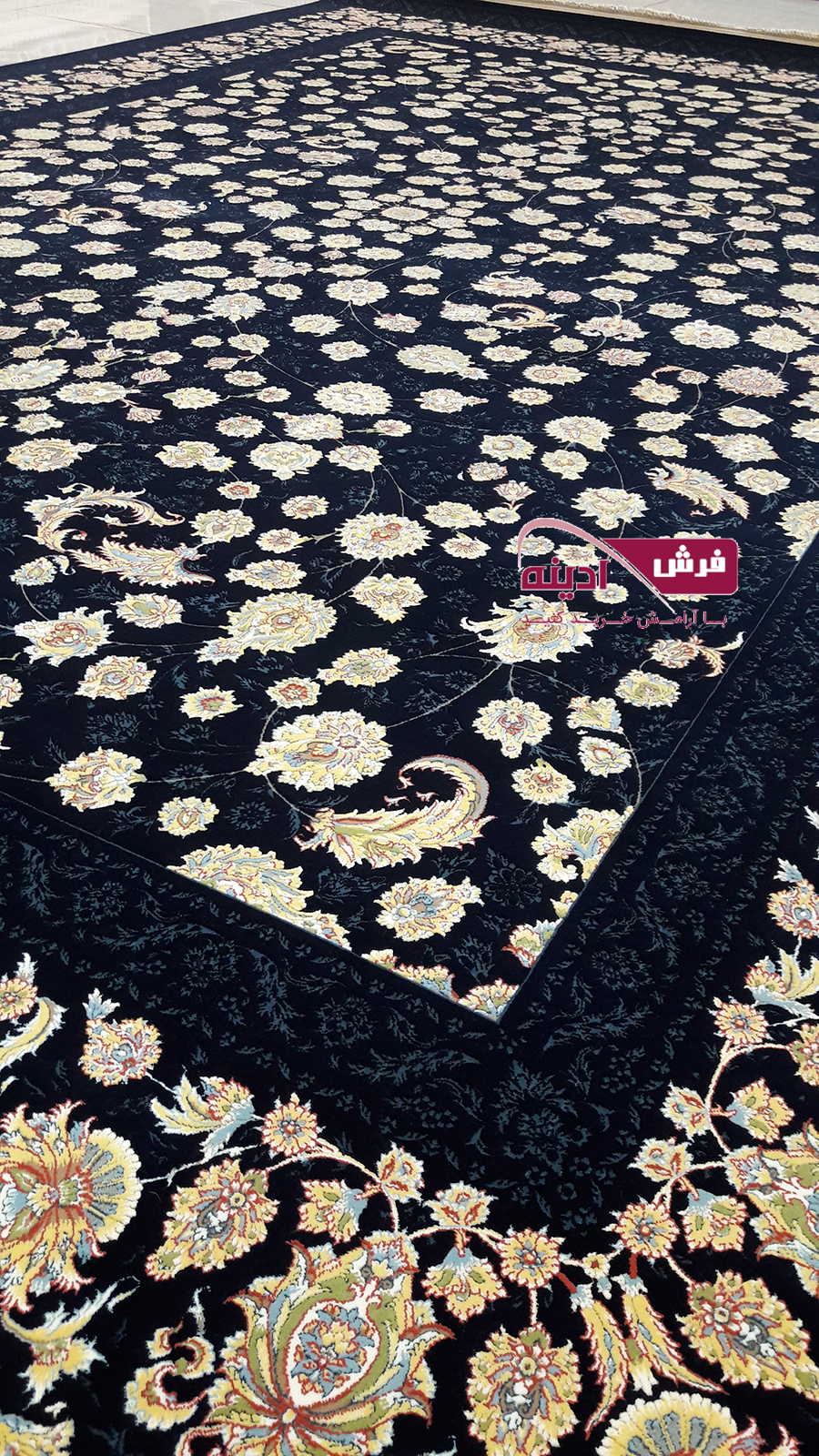 فرش تیره-Dark carpet