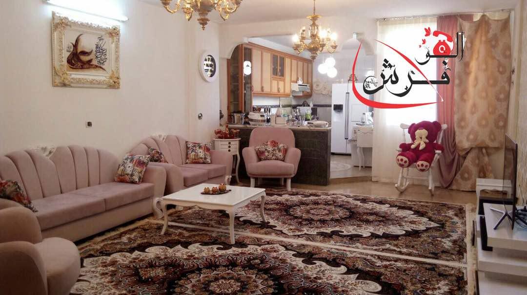 فرش 1500 شانه فرش جدید کاشان