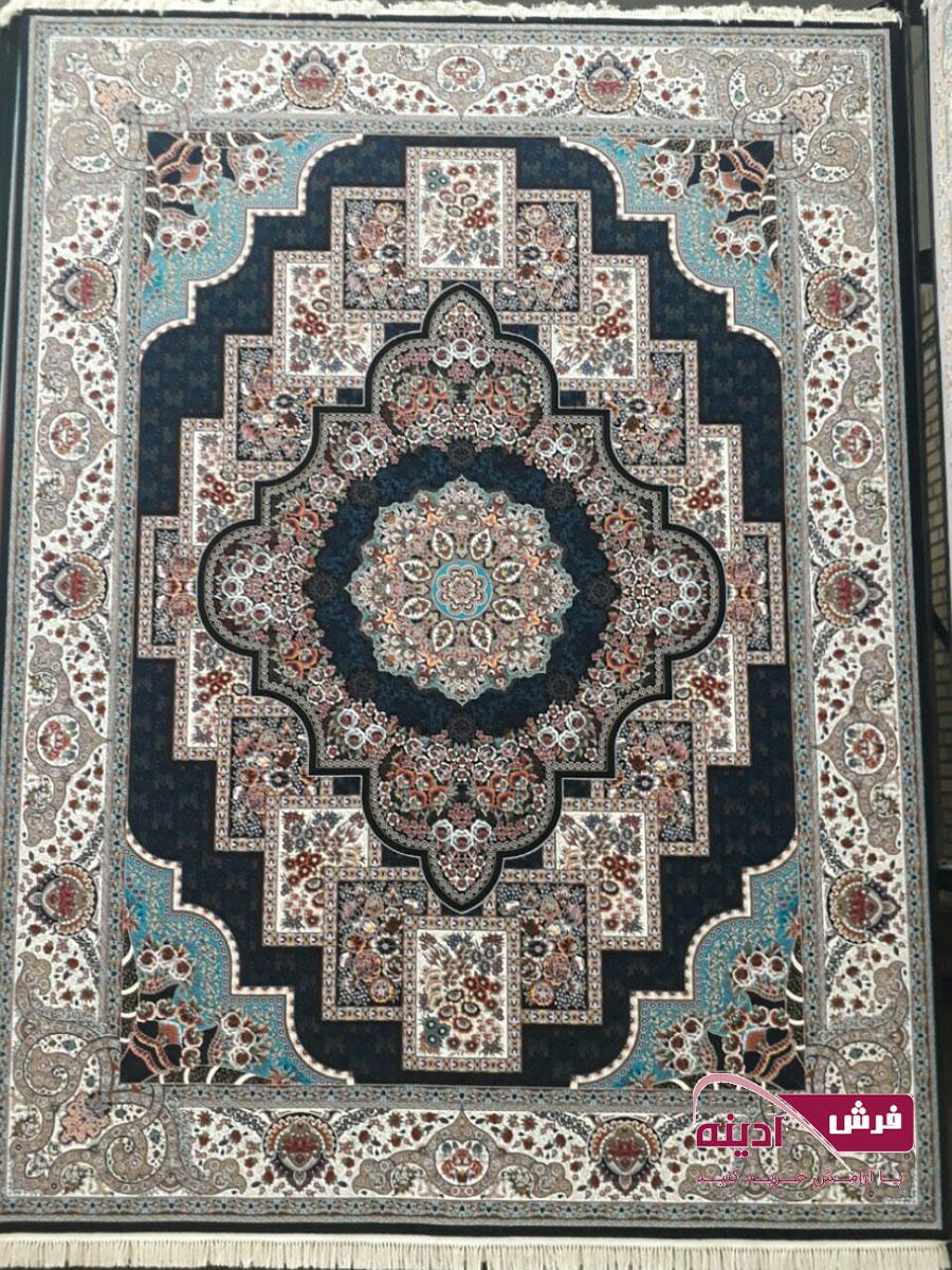 فرش مهرنوش ۱۰۰۰ شانه تراکم ۳۰۰۰ ده رنگ