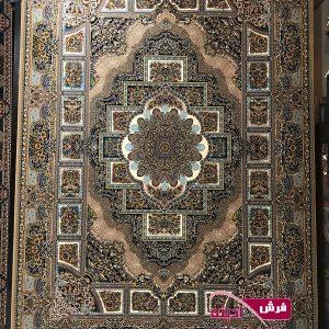 فرش ماندگار اریایی ۷۰۰ شانه طرح ۱۰۰۰ شانه