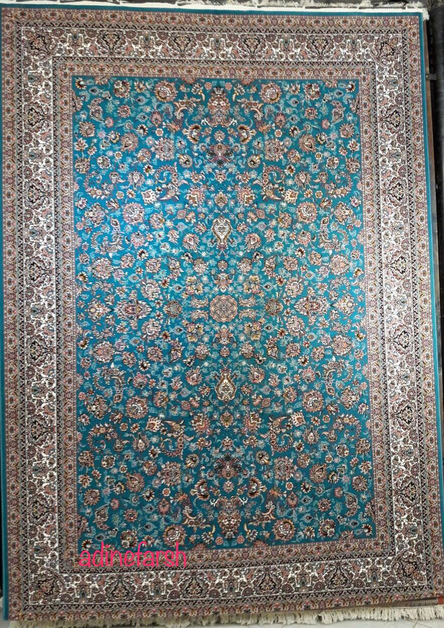 افشان سلطنتی سورمه ای 700شانه تراکم2550