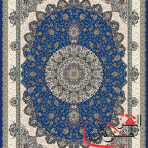فرش روزیتا فرش ۱۲۰۰ شانه برجسته کاشان