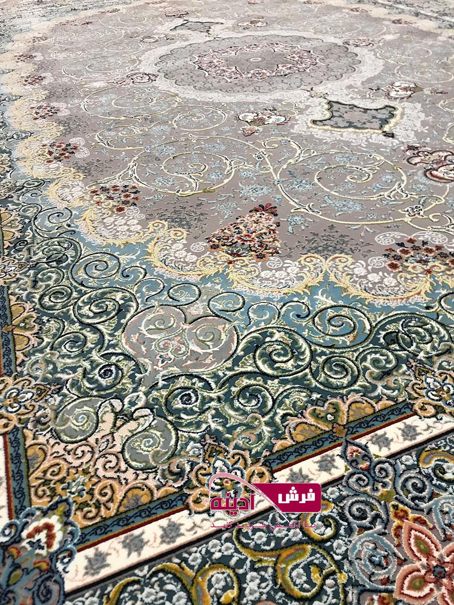 فرش برجسته ۱۰۰۰ شانه تراکم ۳۰۰۰